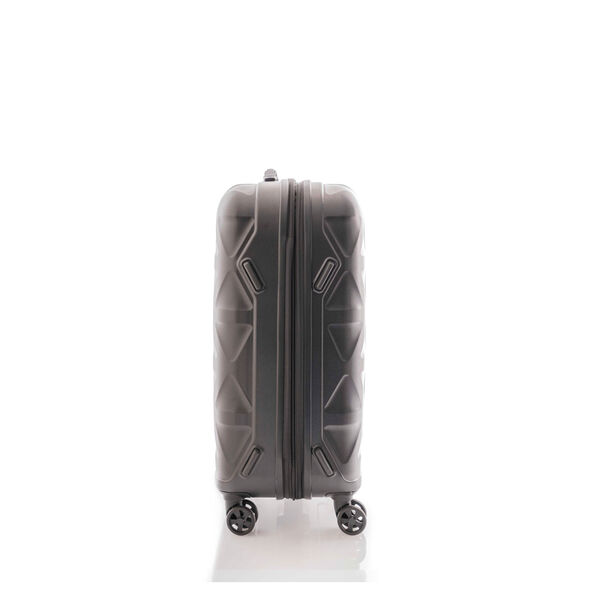 "Samsonite Novus 25"" Spinner in the color Matte Black."