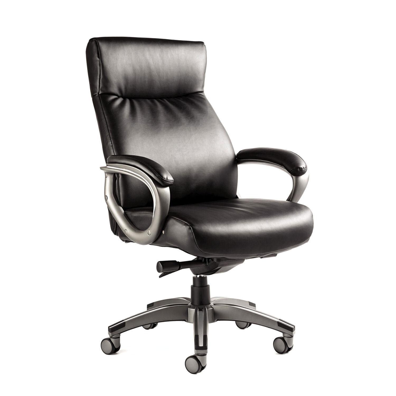 Samsonite Orleans Bonded Leather Chair