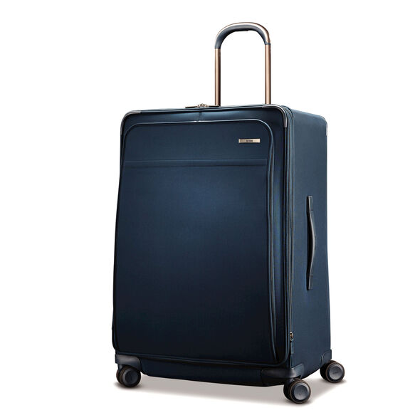 Hartmann Metropolitan Extended Journey Expandable Spinner in the color Harbor Blue.