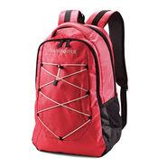 Samsonite Merlin Backpack in the color Coral.