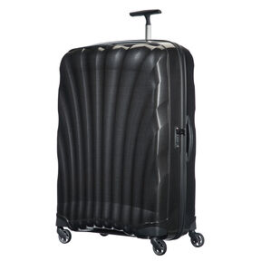 "Samsonite Black Label Cosmolite 3.0 33"" Spinner in the color Black."