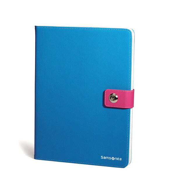Samsonite iPad Vineyard Ipad Mini Tablet Case in the color Light Blue.