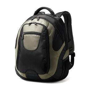 Samsonite Tectonic Medium Backpack in the color Olive.