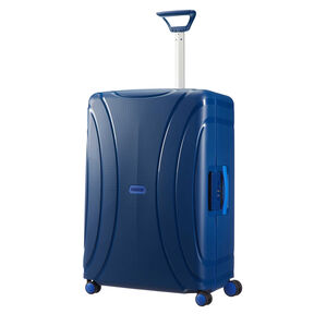 "American Tourister Lock-N-Roll 28"" Spinner in the color Nocturne Blue."