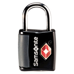 Samsonite Travel Sentry Key Lock ( Set of 2) in the color Black.