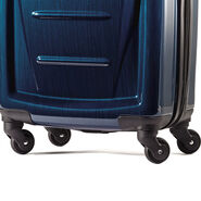 "Samsonite Reflex 2 20"" Carry On Spinner in the color Deep Blue."