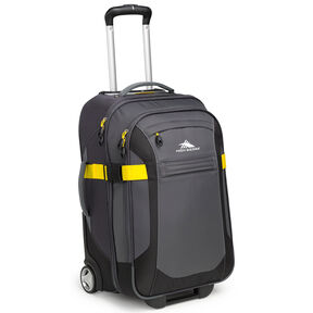 "High Sierra Sportour 22"" Carry-On Upright in the color Grey/Mercury/Black."