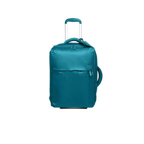 Lipault 0% Pliable Upright 55/20 in the color Duck Blue.