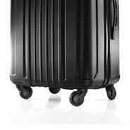 Hartmann Vigor Carry On Spinner in the color Black.