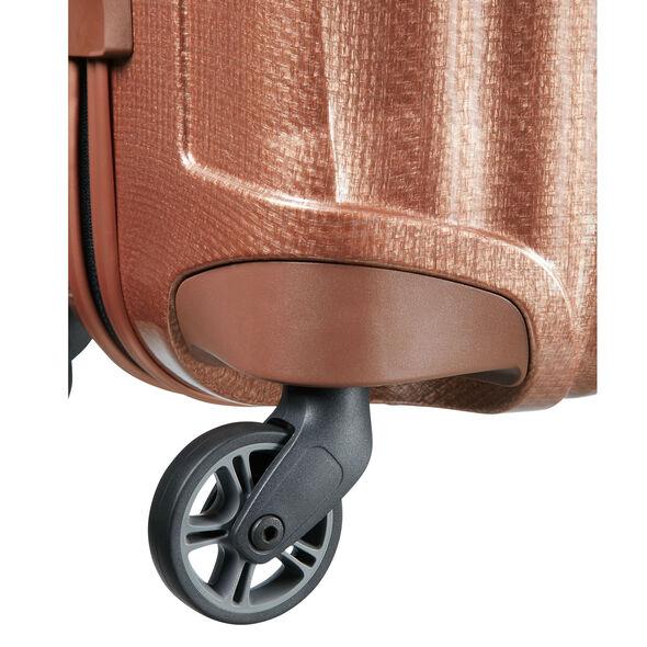 """Samsonite Black Label Cosmolite 3.0 20"""" Spinner in the color Copper Blush."""