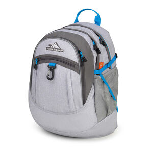 High Sierra Fat Boy Backpack in the color Jersey Knit/Slate/Pool.