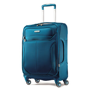 "Samsonite Lift2 21"" Spinner in the color Teal."