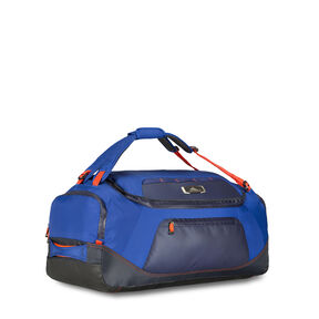 "High Sierra AT8 26"" Duffel Backpack in the color Sapphire- True Navy."