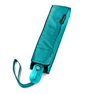 Samsonite Compact Auto Open/Close Umbrella in the color Teal.