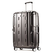 "Samsonite Cruisair DLX 26"" Spinner in the color Anthracite."