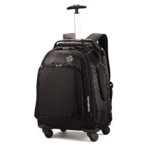 Samsonite MVS Spinner Backpack in the color Black.