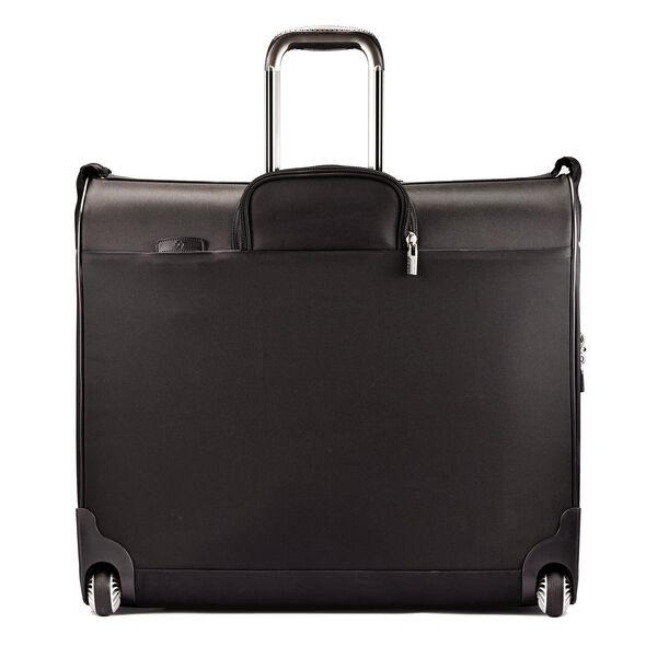 Samsonite Quadrion Duet Garment Bag in the color Black.