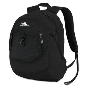 High Sierra Airhead Backpack in the color Black.