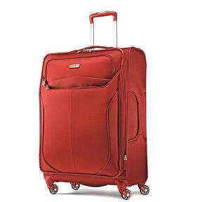 "Samsonite Lift2 25"" Spinner in the color Orange Zest."