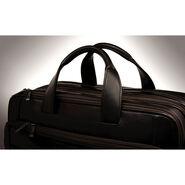 Hartmann Aviator Zipper Briefcase Expandable in the color Black.