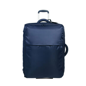 """Lipault 0% Pliable 28"""" Upright in the color Navy."""