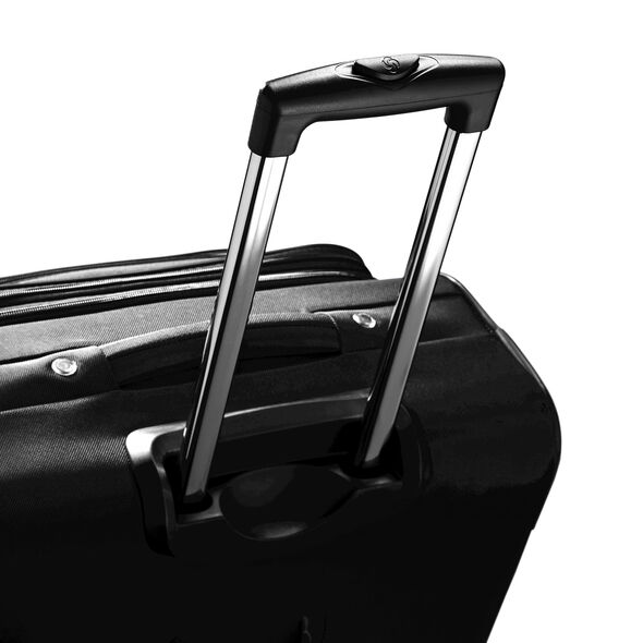 "Samsonite Bartlett 29"" Spinner in the color Black."