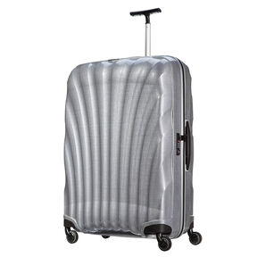 "Samsonite Black Label Cosmolite 28"" Spinner in the color Silver."