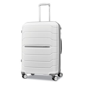 Samsonite Freeform Spinner Medium in the color White.