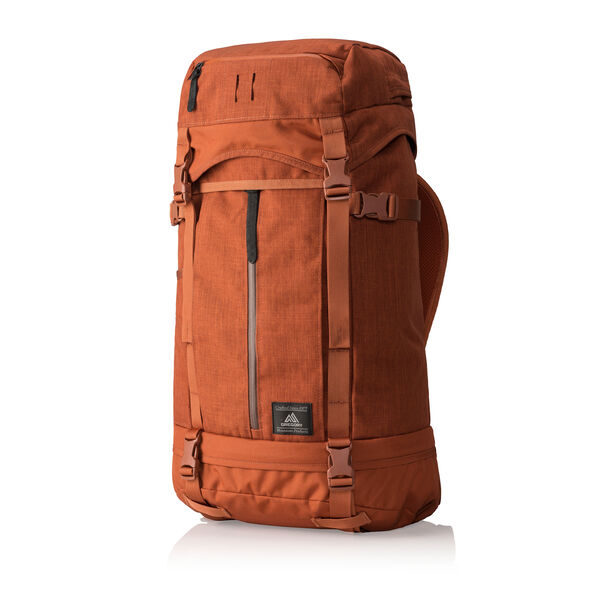 Explore Boone Overnight in the color Terracotta Red.