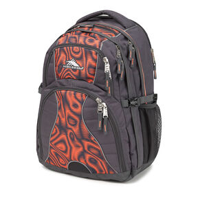 High Sierra Swerve Backpack in the color Mercury Faze.