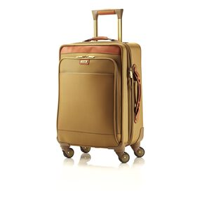 Hartmann Intensity Belting Carry On Expandable Spinner in the color Olive.