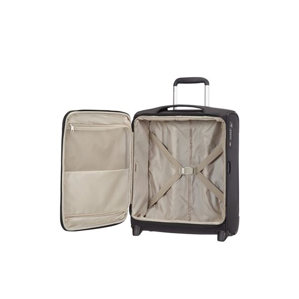 "Samsonite B-Lite 3 Upright Carry-On (18"") Widebody in the color Black."
