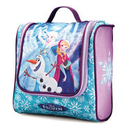 American Tourister Disney Toiletry Kit in the color Frozen.