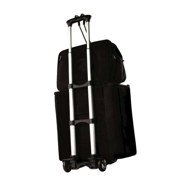 Samsonite Luggage Cart in the color Black.