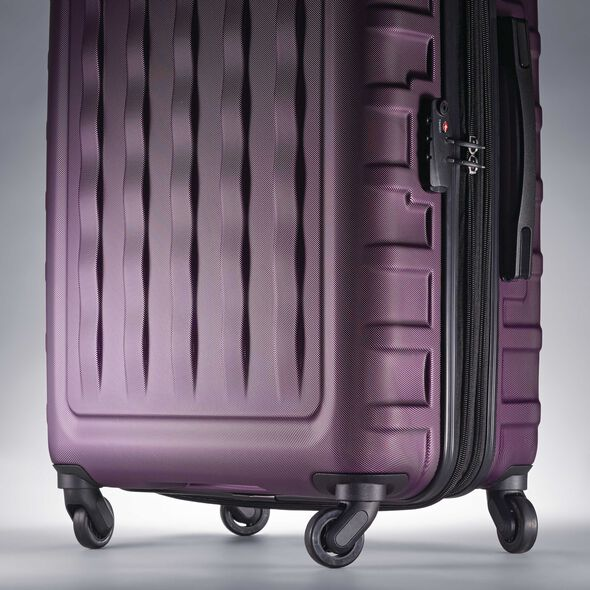 Samsonite Ziplite 2.0 Spinner Large in the color Purple.