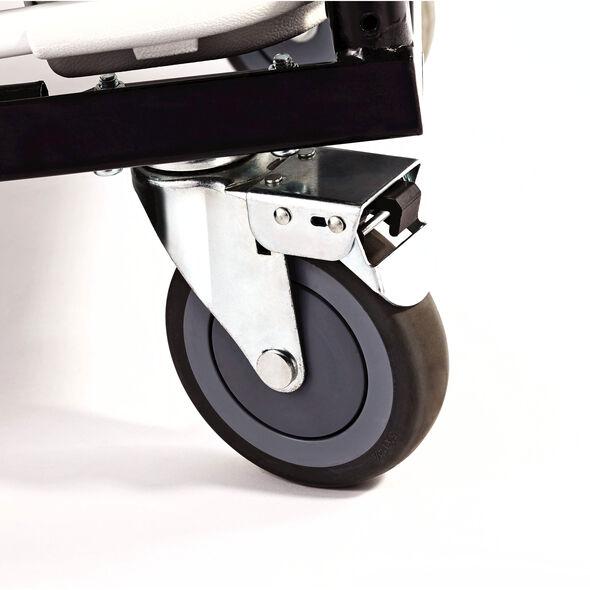 Samsonite 2200 Series Chair Trolley in the color Black.
