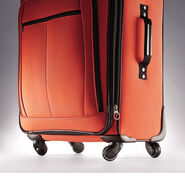 American Tourister Pop Plus 3 Piece Set in the color Orange.