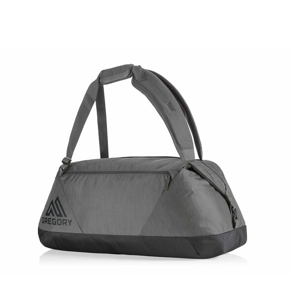 Stash 45 Duffel in the color Shadow Black.