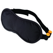 Samsonite Eye Mask with Ear Plugs