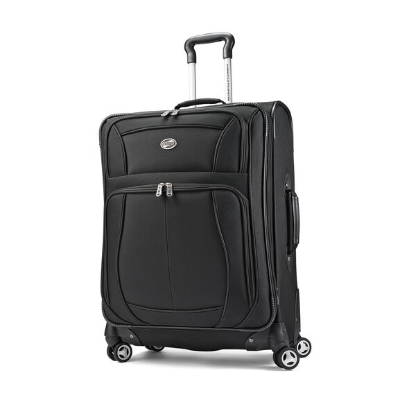 American Tourister Meridian 360 Spinner Medium in the color Black.