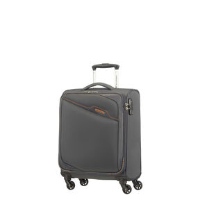 American Tourister Bayview Spinner Carry-On in the color After Dark.