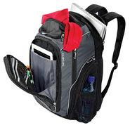 Samsonite Campus Full Tilt Backpack in the color Black/Grey.