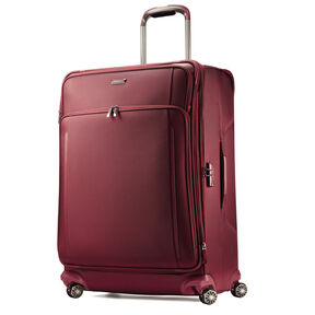 "Samsonite Silhouette XV 29"" Spinner in the color Napa Red."