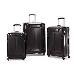 Samsonite Lift2 3 Piece Hardside Set in the color Black.