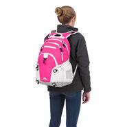 High Sierra Loop Backpack in the color Flamingo Pink.