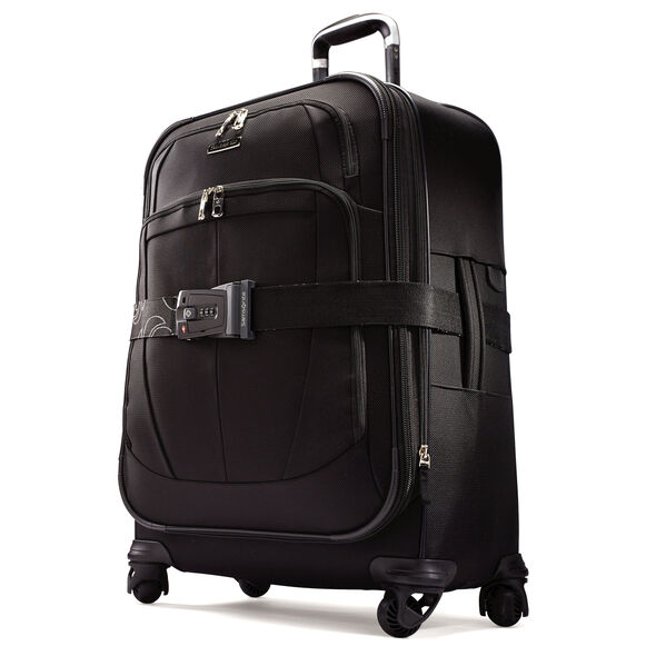 Samsonite Travel Sentry 3-Dial Combo Luggage Strap in the color Black.