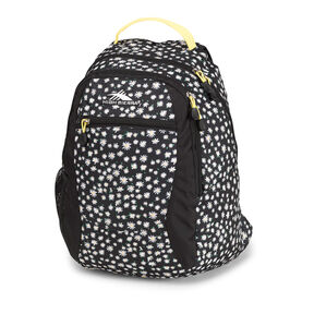 High Sierra Curve Backpack in the color Daisy.