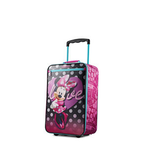"American Tourister Disney 18"" Softside Upright in the color Minnie."