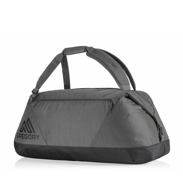 Stash 95 Duffel in the color Shadow Black.