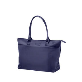 Lipault Original Plume City Tote in the color Navy.